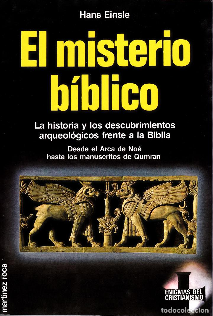 EL MISTERIO BÍBLICO (Libros Nuevos - Historia - Historia Antigua)
