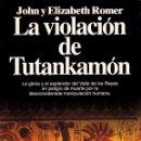 Libros: LA VIOLACIÓN DE TUTANKAMÓN. Lote 160986622