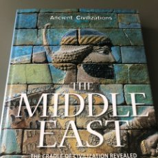 Libros: THE MIDDLE EAST. THAMES & HUDSON. Lote 163029717