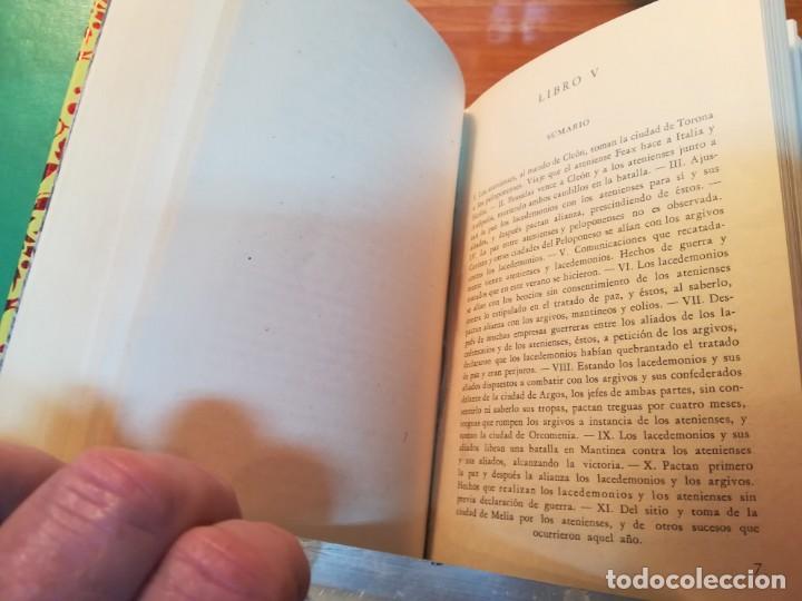 Libros: Las guerras del Peloponeso. Tucídides - Foto 3 - 163582410
