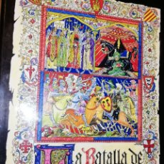 Libros: LA BATALLA DE LAS NAVAS DE TOLOSA. Lote 166692942