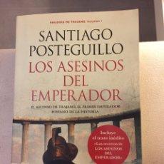 Libros: LOS ASESINOS DEL EMPERADOR. Lote 179186753