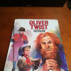 Libros: LIBRO OLIVER TWIST, CHARLES DICKENS. Lote 179224298