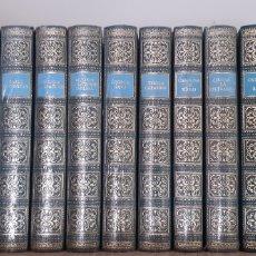 Libros: COLECCIÓN LIBROS CÍRCULO DE AMIGOS DE LA HISTORIA - LOTE DE 12 LIBROS MEDIADOS AÑOS 70´- NUEVOS. Lote 182840028