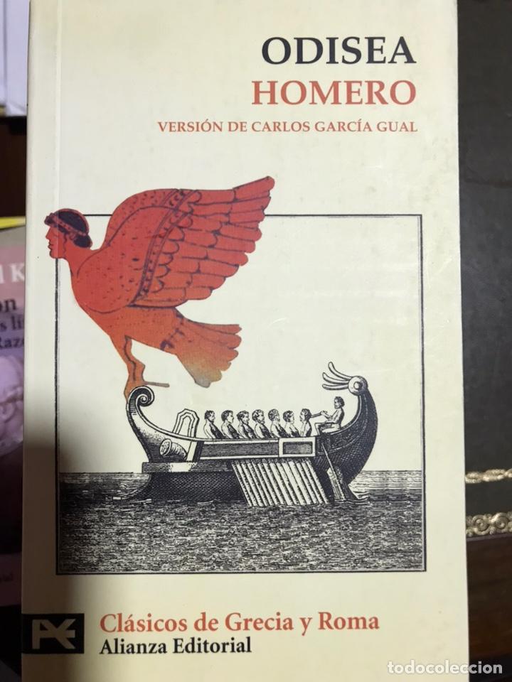 ODISEA HOMERO (Libros Nuevos - Historia - Historia Antigua)