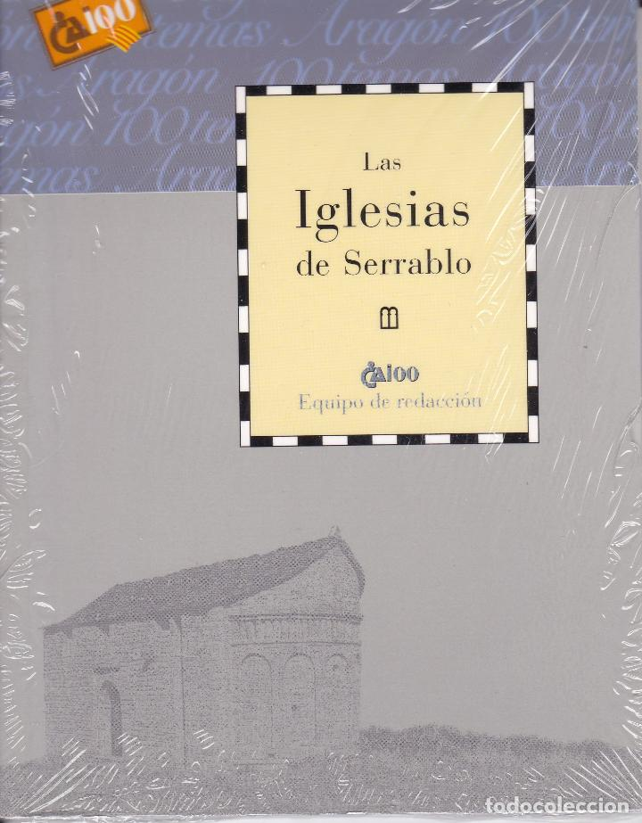 LAS IGLESIAS DE SERRABLO - CAI 100 (Libros Nuevos - Historia - Historia Antigua)