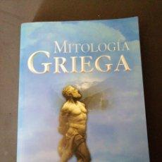 Libros: MITOLOGÍA GRIEGA. Lote 190073147