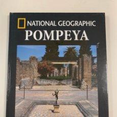 Libros: NATIONAL GEOGRAPHIC - CIUDAD DE POMPEYA (NUEVO) - RBA EDITORIAL. Lote 193232217
