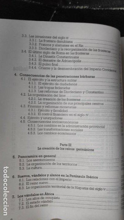 Libros: LAS MIGRACIONES BARBARAS Y LA CREACION DE LOS PRIMEROS REINOS DE OCCIDENTE - Foto 6 - 193740443