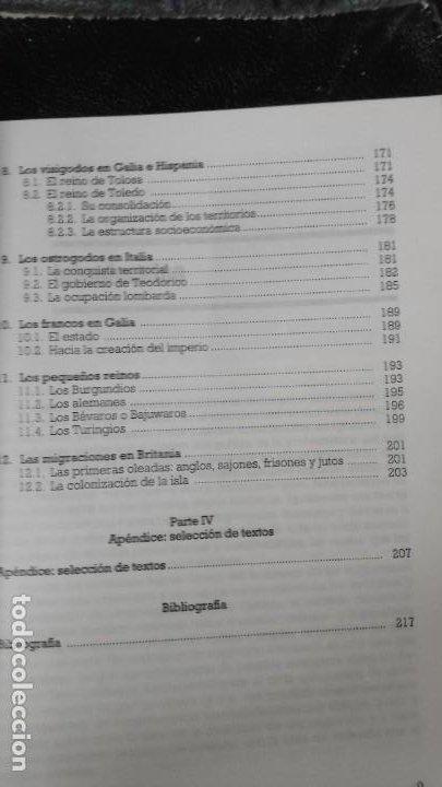 Libros: LAS MIGRACIONES BARBARAS Y LA CREACION DE LOS PRIMEROS REINOS DE OCCIDENTE - Foto 7 - 193740443