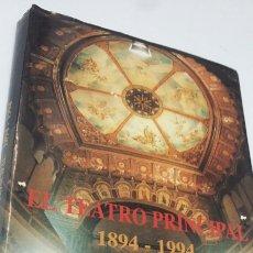 Libros: HISTORIA DEL TEATRO PRINCIPAL CASTELLÓN. Lote 199392701
