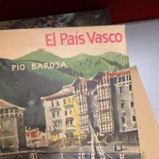 Libros: EL PAÍS VASCO. PÍO BAROJA. Lote 199422253