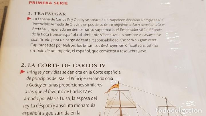 Libros: LOS EPISODIOS NACIONALES. PÉREZ GALDÓS. TRAFALGAR. LA CORTE DE CARLOS IV. ED/ESPASA-2008. PRECINTADO - Foto 2 - 199752536