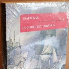 Libros: LOS EPISODIOS NACIONALES. PÉREZ GALDÓS. TRAFALGAR. LA CORTE DE CARLOS IV. ED/ESPASA-2008. PRECINTADO. Lote 199752536