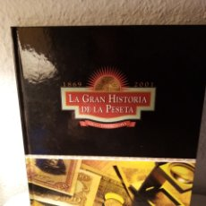 Libros: HISTORIA DE LA PESETAS. Lote 203824361