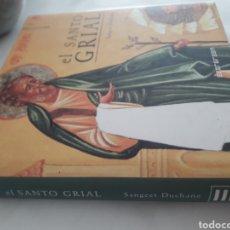 Libros: EL SANTO GRIAL, SANGEET DUCHANE, EVERGREEN. Lote 204002165