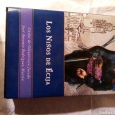 Libros: LOS NINOS DE ECIJA. Lote 204208421