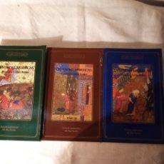 Libros: LEYENDAS MORISCAS (3 VOLÚMENES. Lote 204367663