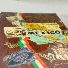Libros: LIBRO BREVE HISTORIA DE MEXICO ESCRITO POR JOSE VASCONCELOS. Lote 204759031
