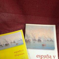 Libros: ESPAÑA Y FILIPINAS 1898 CADIZ EXPOSICIÓN 1998. Lote 205296286