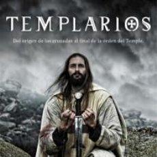"""Libros: TEMPLARIOS HISTORIA """"DEL ORIGEN DE LAS CRUZADAS AL FINAL DE LA ORDEN DEL TEMPLE"""" 2015 TAPA DURA. Lote 206815755"""