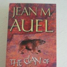 Libros: THE CLAN OF THE CAVE BEAR, EN INGLÉS DE JEAN M AUEL. Lote 207813828