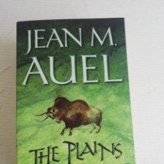Libros: THE PLAINS OF PASSAGE EN INGLÉS DE JEAN M AUEL. Lote 207814472