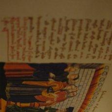 Libros: LIBRO DEL CABALLERO ZIFAR - MOLEIRO (FACSIMIL). Lote 209289710