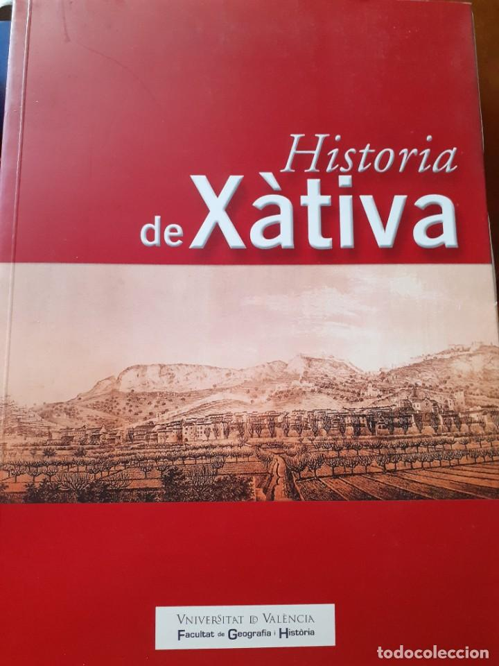 HISTORIA DE XÀTIVA (Libros Nuevos - Historia - Historia Antigua)