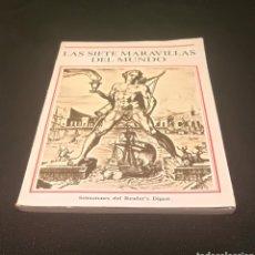 Libros: LAS SIETE MARAVILLAS DEL MUNDO. Lote 210348451