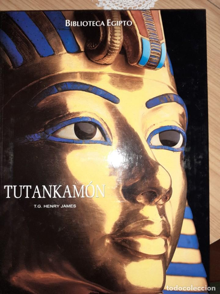 TUTANKAMÓN.TG. HENRY JAMES. (Libros Nuevos - Historia - Historia Antigua)
