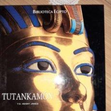 Libros: TUTANKAMÓN.TG. HENRY JAMES.. Lote 210553020