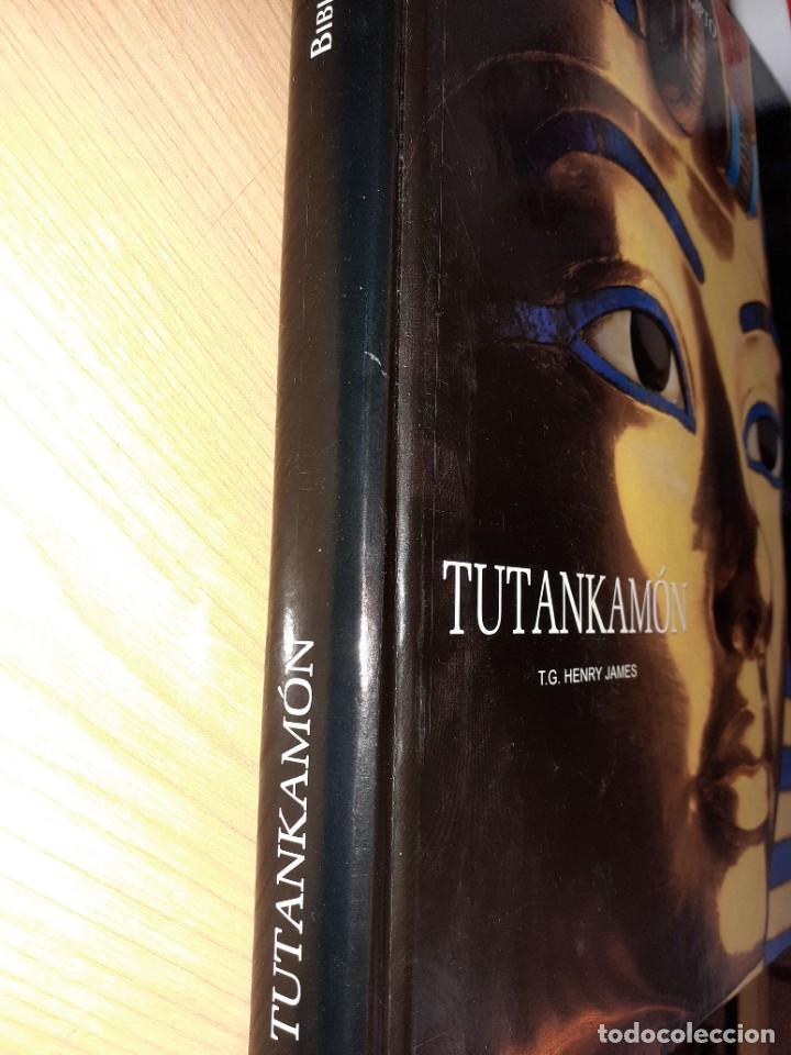 Libros: Tutankamón.Tg. Henry James. - Foto 2 - 210553020