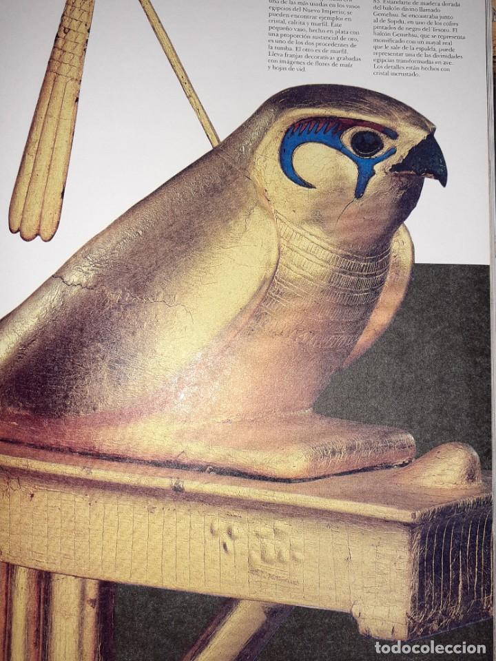 Libros: Tutankamón.Tg. Henry James. - Foto 3 - 210553020
