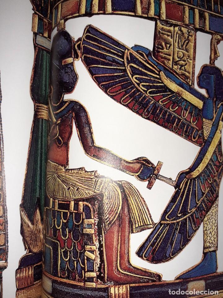 Libros: Tutankamón.Tg. Henry James. - Foto 4 - 210553020
