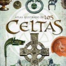 Libros: ATLAS ILUSTRADO DE LOS CELTAS: UNA CIVILIZACION EUROPEA. Lote 215990121