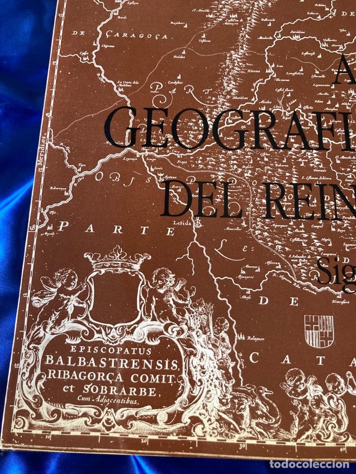 Libros: Albun Geográfico Histórico Del Reino de Aragon XVI-XIX - Foto 6 - 216447526