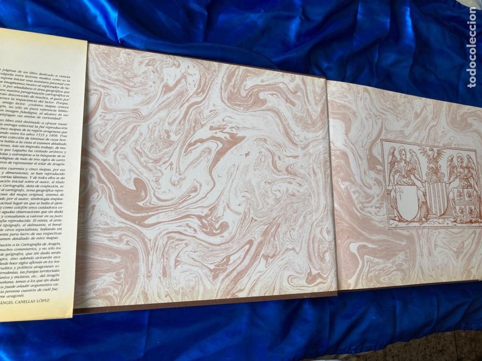 Libros: Albun Geográfico Histórico Del Reino de Aragon XVI-XIX - Foto 4 - 216447526