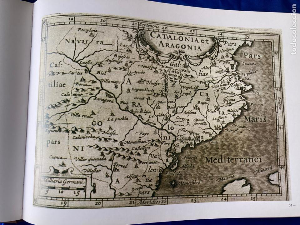 Libros: Albun Geográfico Histórico Del Reino de Aragon XVI-XIX - Foto 2 - 216447526