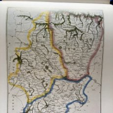 Libros: ALBUN GEOGRÁFICO HISTÓRICO DEL REINO DE ARAGON XVI-XIX. Lote 216447526
