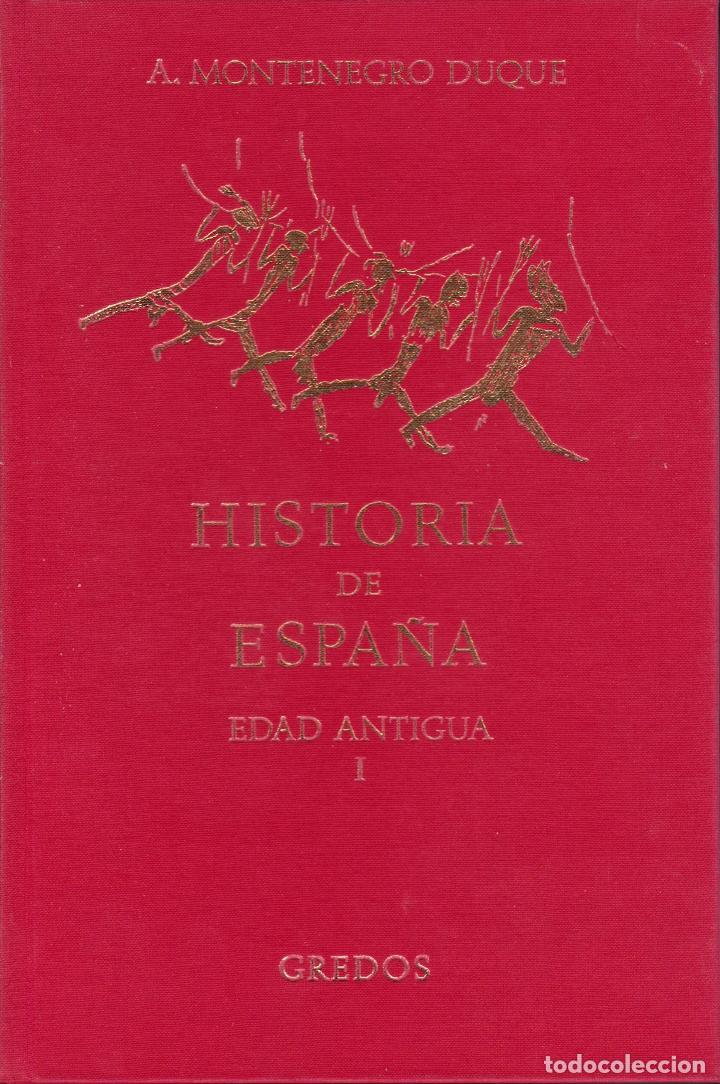 HISTORIA DE ESPAÑA - EDAD ANTIGUA (A. MONTENEGRO DUQUE) (Libros Nuevos - Historia - Historia Antigua)