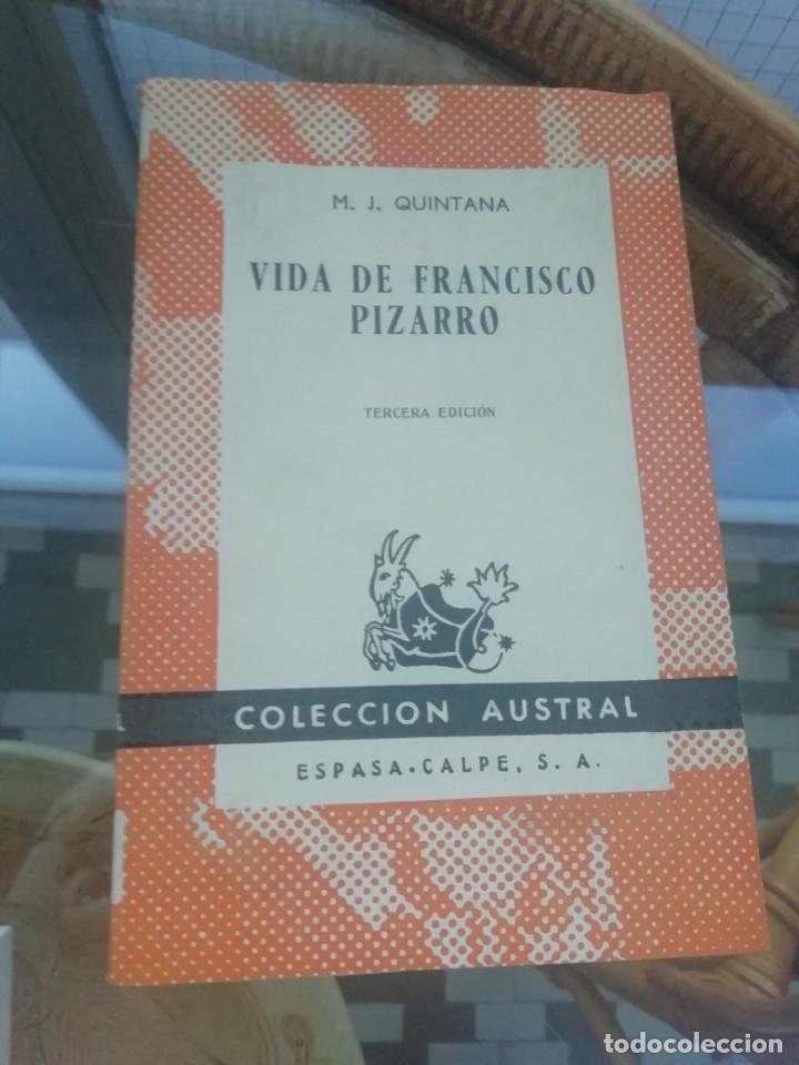 VIDA DE FRANCISCO PIZARRO (Libros Nuevos - Historia - Historia Antigua)