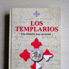 """Libros: LIBRO """"LOS TEMPLARIOS"""" DE PASTORA BARAHONA A ESTRENAR. EDITORIAL LIBSA. TAPA DURA.. Lote 231581720"""