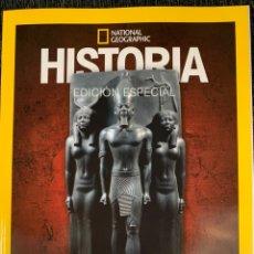 Libros: LOS PRIMEROS FARAONES HISTORIA NATIONAL GEOGRAPHIC. Lote 234686145