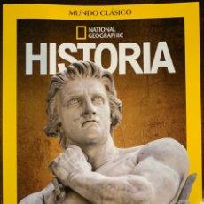Libros: ESPARTACO HISTORIA NATIONAL GEOGRAPHIC- NUEVO. Lote 234688215