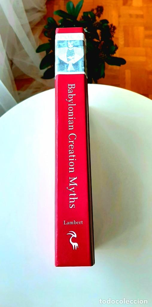 Libros: Mitos Mesopotámicos. Enuma Elish, Lambert2013. Gilgamesh, Sanmartín2018. Dalley2008. Livingstone2007 - Foto 2 - 235013875