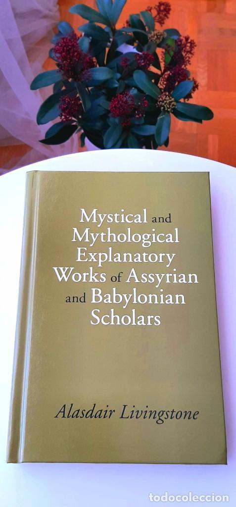 Libros: Mitos Mesopotámicos. Enuma Elish, Lambert2013. Gilgamesh, Sanmartín2018. Dalley2008. Livingstone2007 - Foto 13 - 235013875