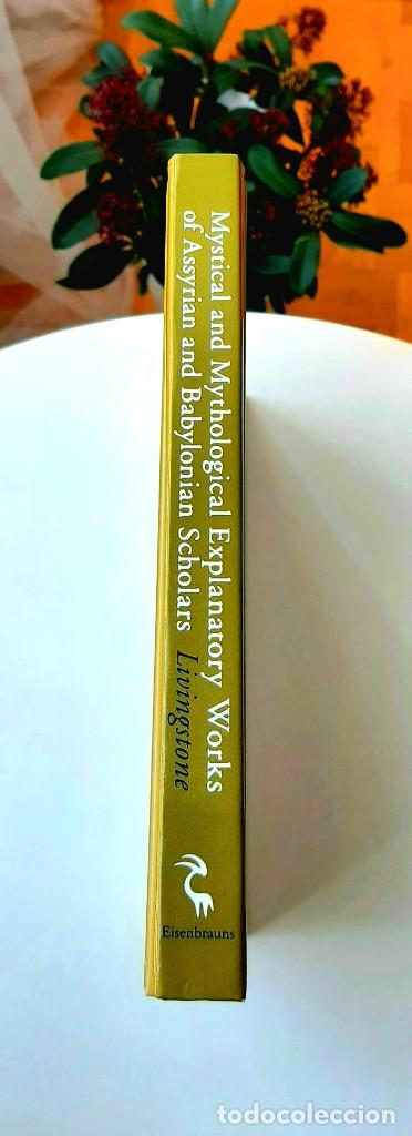 Libros: Mitos Mesopotámicos. Enuma Elish, Lambert2013. Gilgamesh, Sanmartín2018. Dalley2008. Livingstone2007 - Foto 14 - 235013875