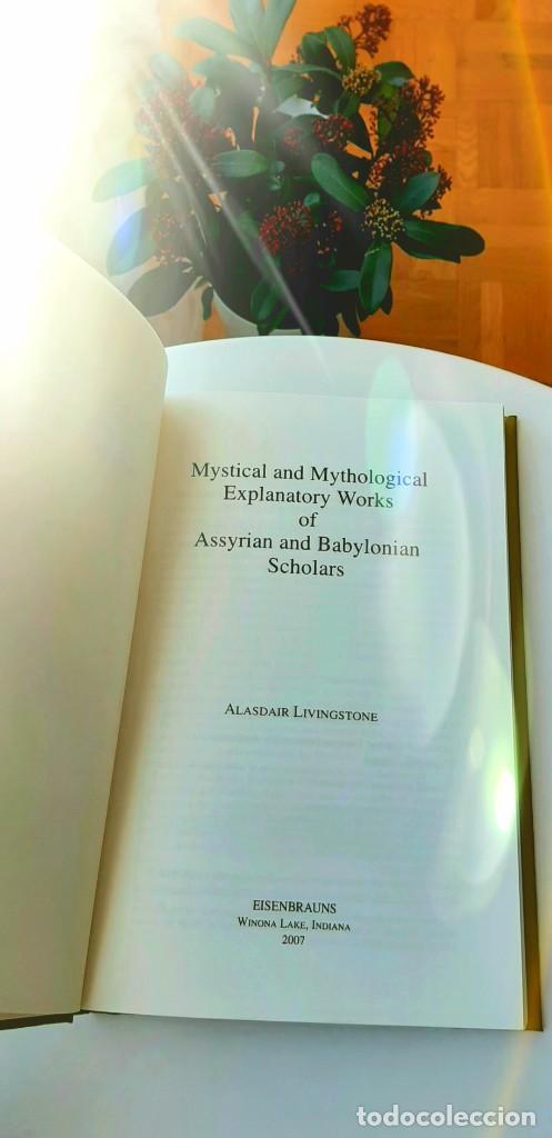 Libros: Mitos Mesopotámicos. Enuma Elish, Lambert2013. Gilgamesh, Sanmartín2018. Dalley2008. Livingstone2007 - Foto 16 - 235013875