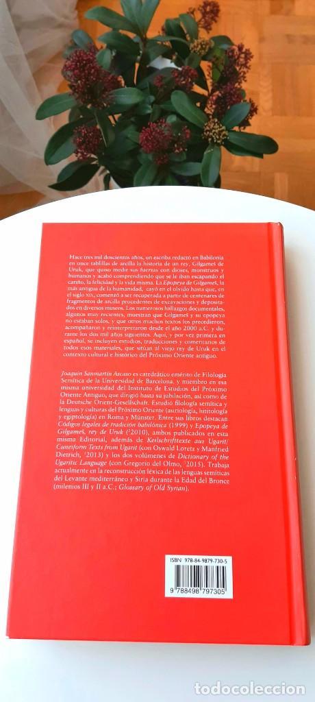 Libros: Mitos Mesopotámicos. Enuma Elish, Lambert2013. Gilgamesh, Sanmartín2018. Dalley2008. Livingstone2007 - Foto 20 - 235013875